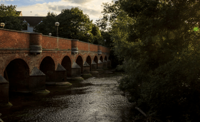 Leatherhead Town Bridge